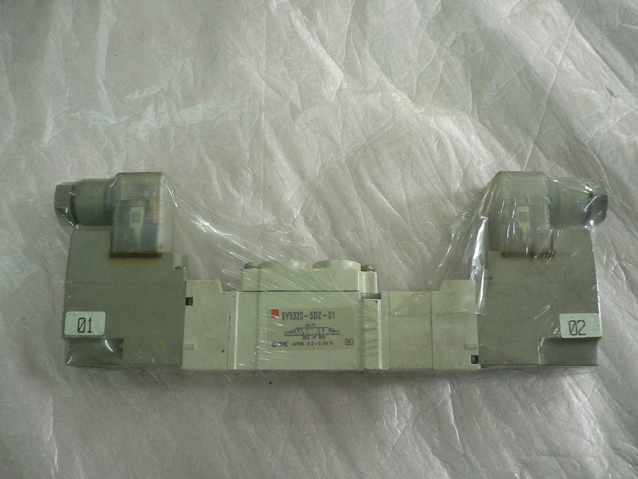 SMCSY5320-5DZ-01 electronically controlled directional valve