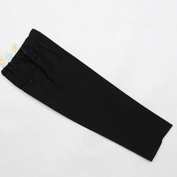 质量好90-170 纯黑色长裤 男童黑色西裤 儿童表演出服大合唱裤子