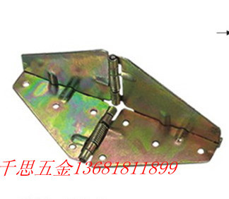 Table hinge, butterfly hinge, dining table, spring hinge, turnover plate hinge, round table hinge, small trumpet