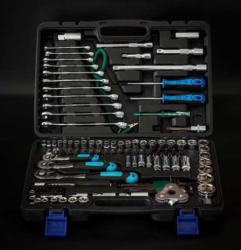 Auto repair tool, wrench sleeve tool box, automobile repair combination vehicle repair tool multifunctional set