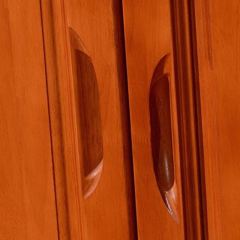 Porta de Madeira maciça armário armário de Sala de ESTAR minimalista Moderno de Grande capacidade especial para abrir a porta de Gabinete de Madeira armário de sapatos