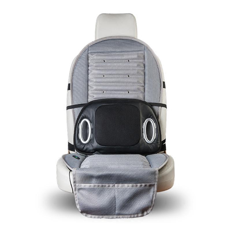 星卡弗自動車腰腰を頼んで多機能電気加熱マッサージクッション車載オフィス護腰腰枕