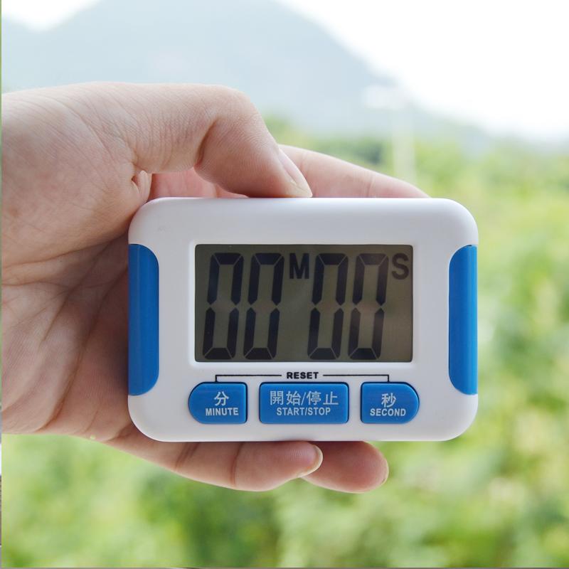 332 la minuterie électronique le rappel de la minuterie de cuisine d'un chronomètre de tomate mignon étudiants de réveil de l'horloge