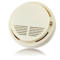 Household photoelectric smoke detector, wireless photoelectric smoke detector, fire alarm sensor