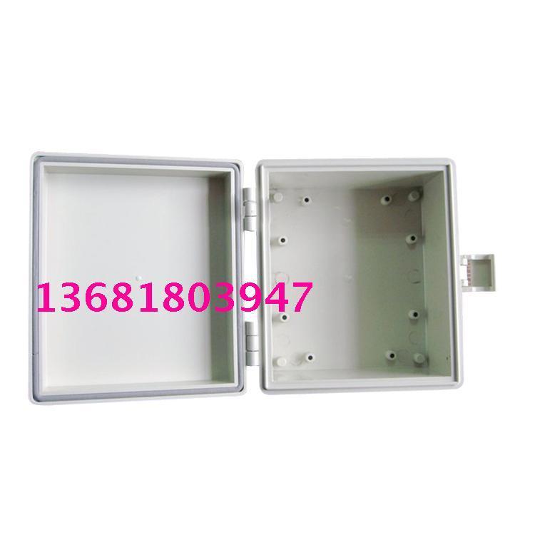 Prueba de aislamiento de plástico, cajas de distribución 160-140-84mm bisagra hebilla de cierre de caja Caja impermeable de instrumentos
