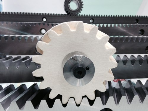 Felt gear transmission parts, felt straight gear, felt helical gear, felt lubricating gear, felt spiral gear