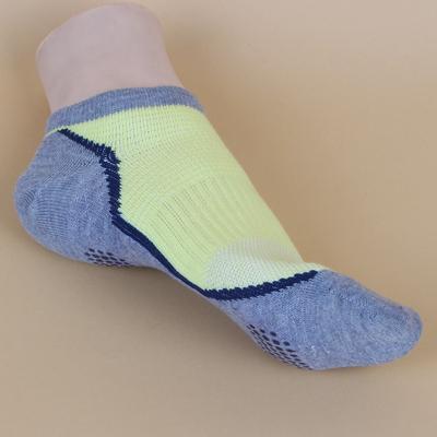 女款压缩袜点胶防滑包裹低腰短袜跑步袜运动袜骑行袜子