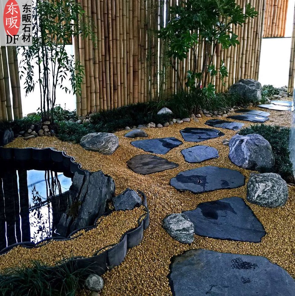 сад заказать шаг камень природного древней двор наступил камень педали стелька газон ступенькой плитка противоскользящее площади кирпич