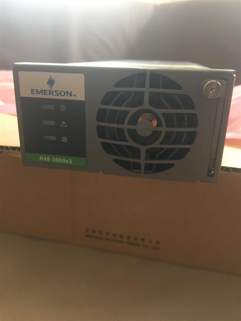 Emerson R48-3000E3 effiziente Leitung modul Communication Power Module