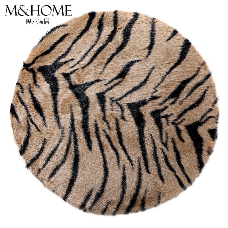 Angora - mat tigerfell Leopard fußabtreter amerikanisches wohnzimmer schlafzimmer studie weichen matte fensteröffnung teppich, sofa.