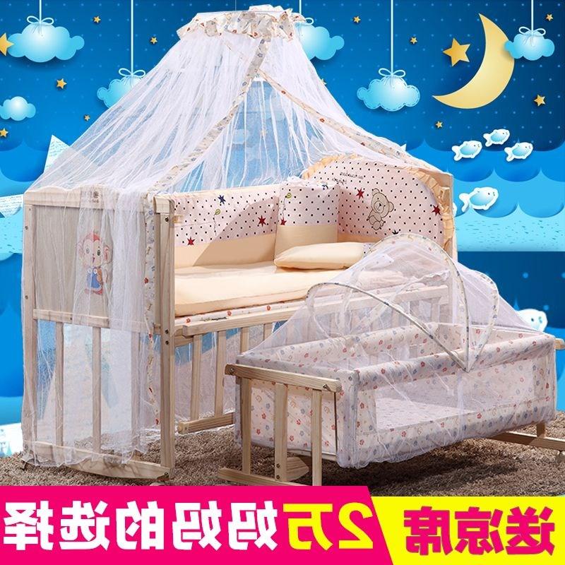 να το μωρό με κούνια σέικερ νεογνά κρεβάτι χωρίς μπογιά το κρεβάτι του παιδιού 考贝特 ββ κρεβάτι μωρό κρεβάτι ξύλο.