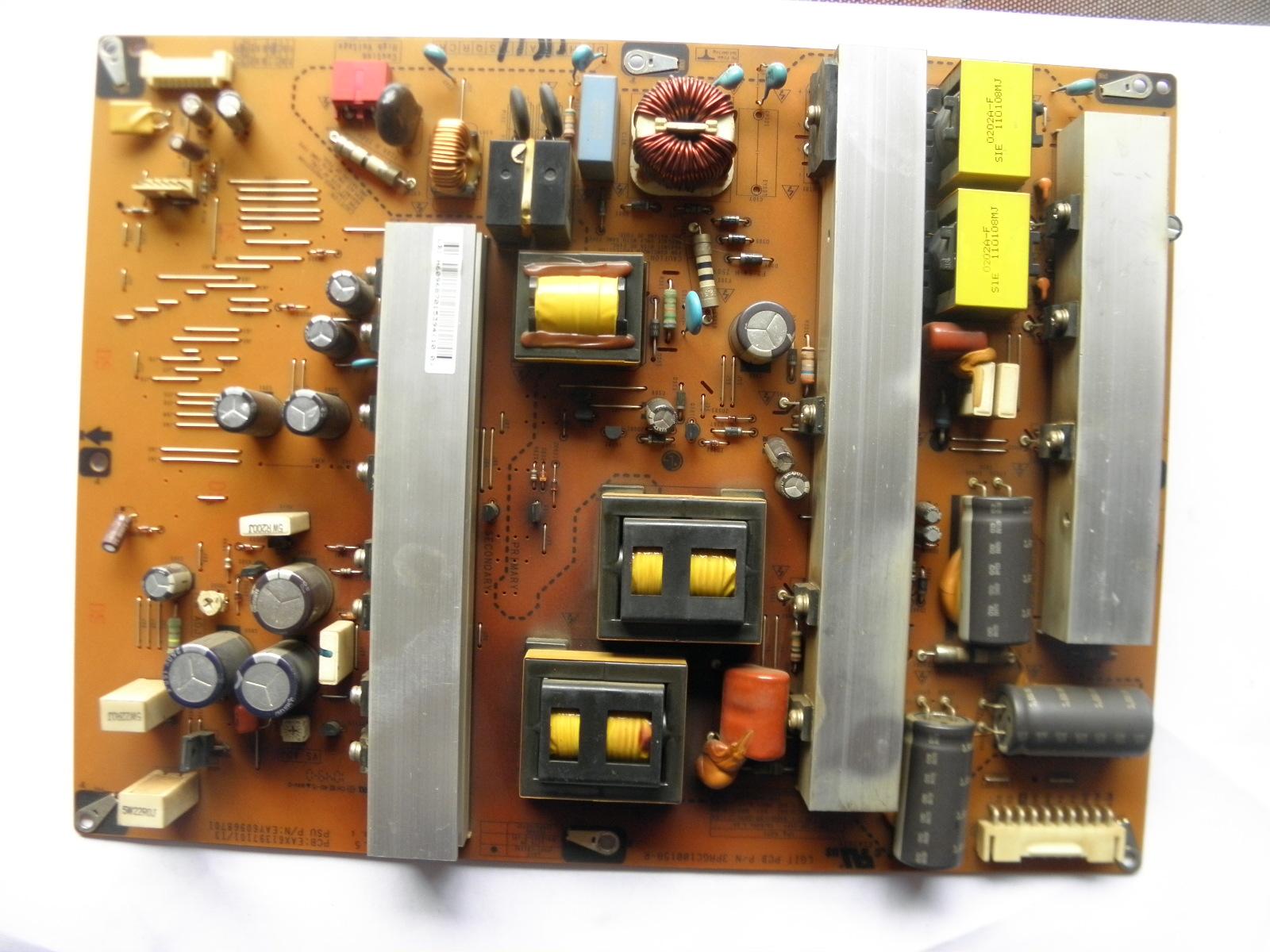 Original - LG50R3 LCD - TV, LCD - TV EAX61397101/13EAY60968701 macht.