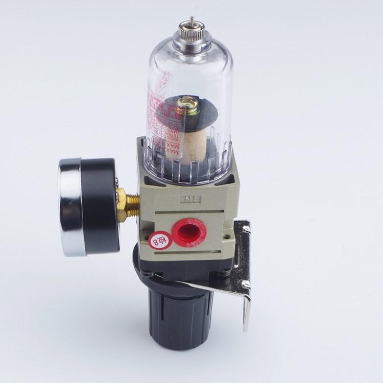 pneumatiska ventiler som reglerar källa - processor AW1000-M5 vattenseparerande ventil filter