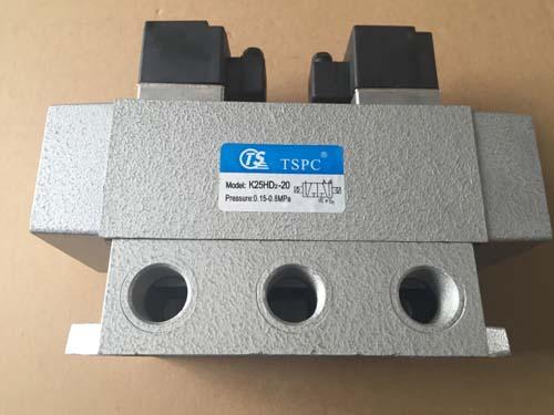 K series electronic control reversing valve K25D2H-20