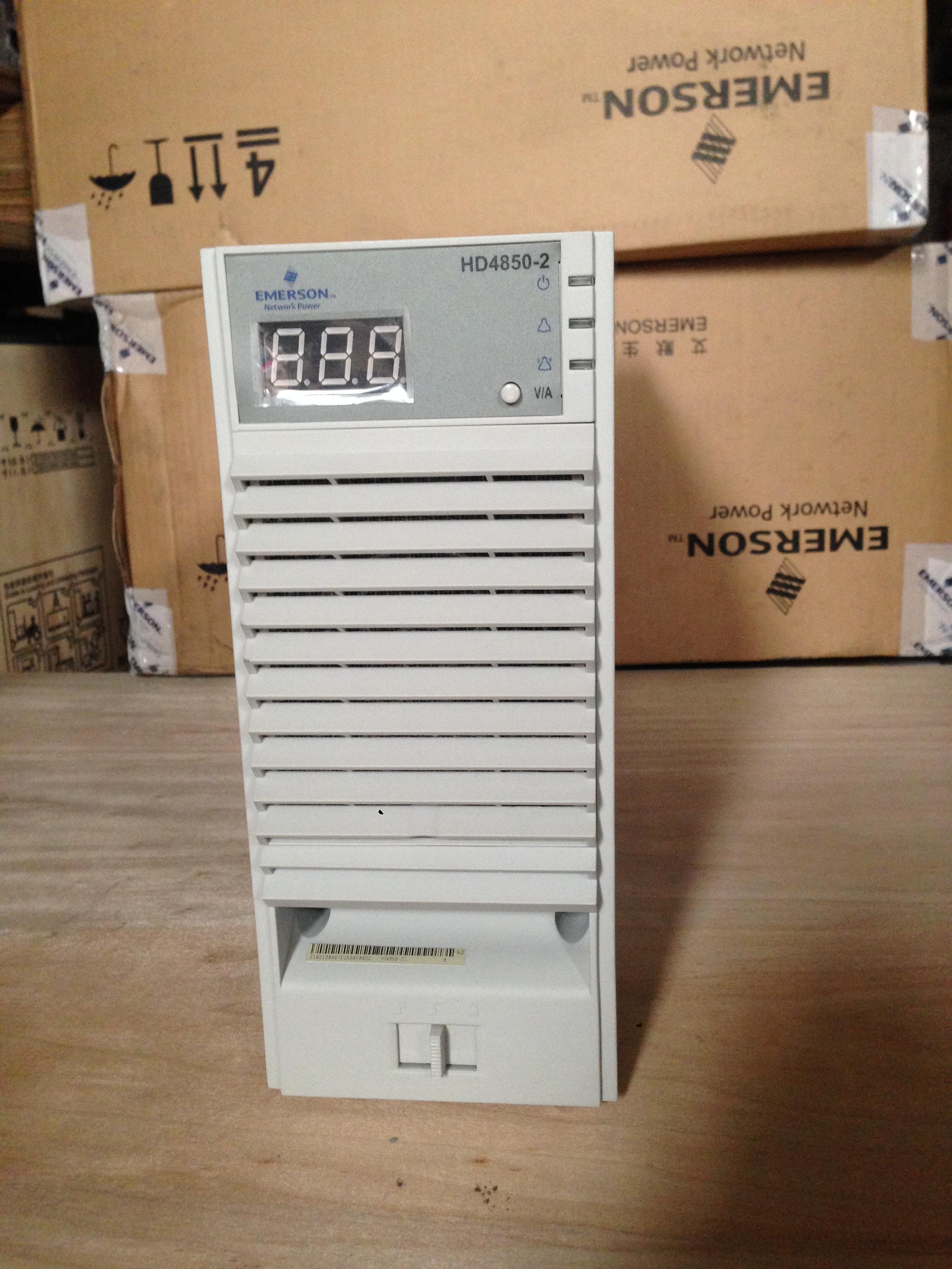 O novo pacote de EMERSON/ Emerson HD4850-2 módulo Fonte de alimentação original EM Estoque