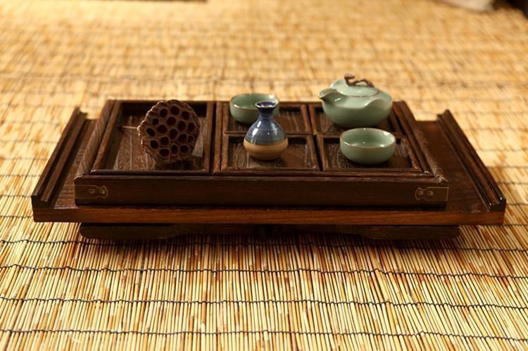 Chinese parasol tree 2017 Japanese table bed tatami wood windows and a few kang tea table and folding table