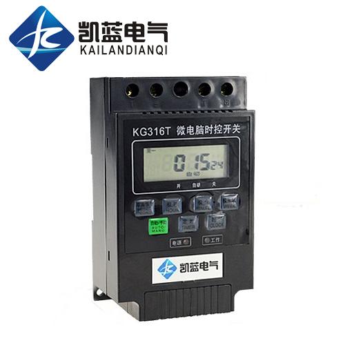 Mikro - computer gesteuerten schalter KG316T straßenlaterne timing switch controller - timer 220V