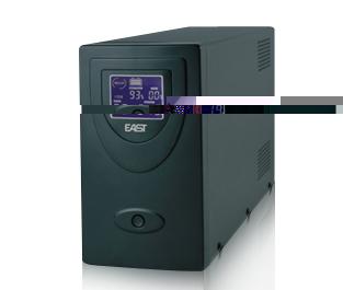 Fonte de alimentação UPS, EPS EASTEA3101000VAUPS com tela de LCD à Vista