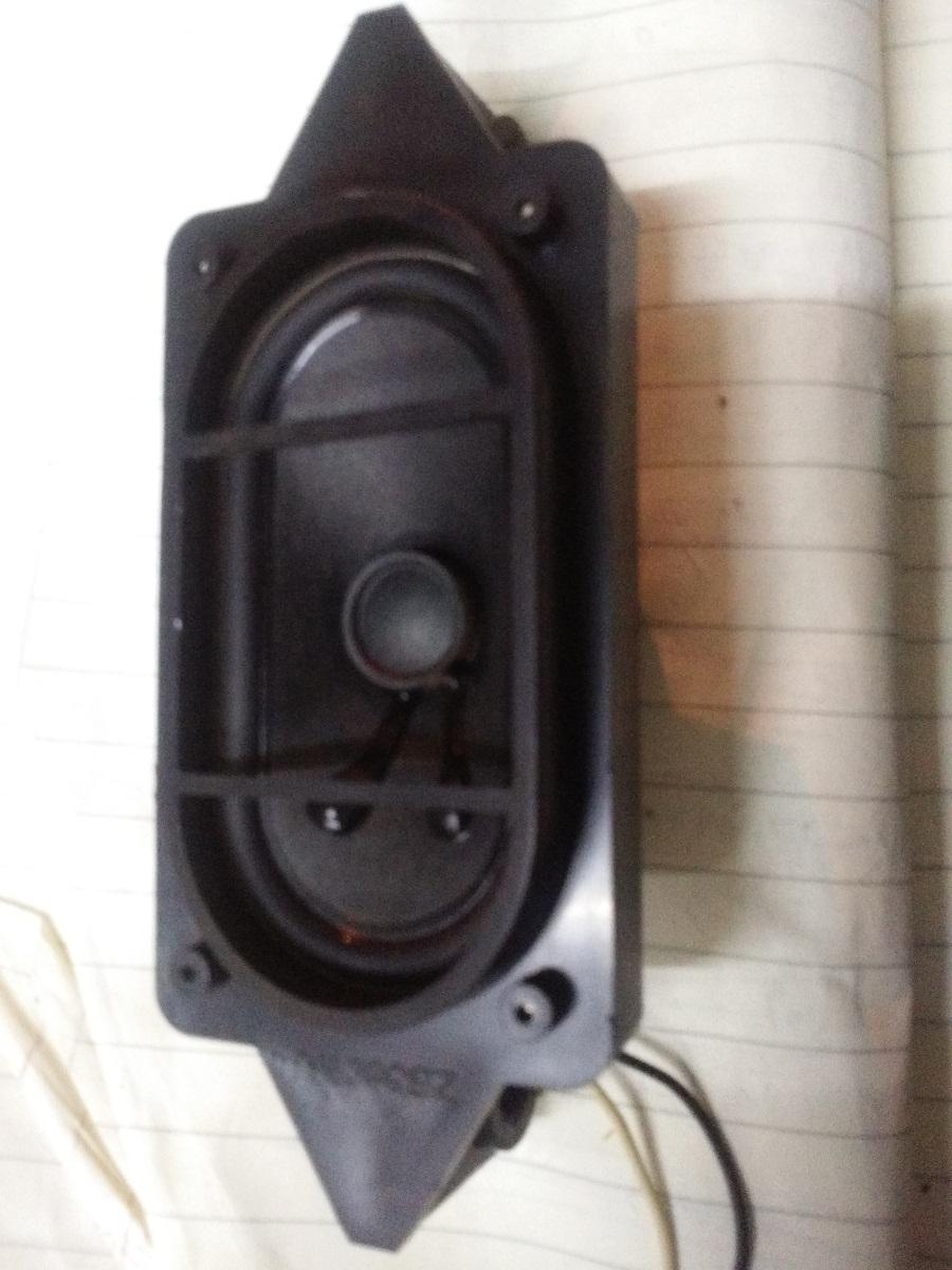 Disassemble the original SHARP LCD32G100A speaker 9050PA078A audio shot