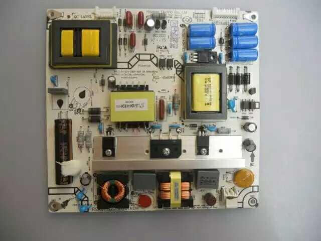 El conductor LED46K160JD46 pulgadas Hisense TV LCD de panel de energía de alta tensión de una placa de circuitos de iluminación