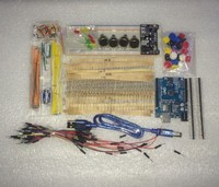 generic parts package For Arduino kit + UNO R3 ATMEGA16U2