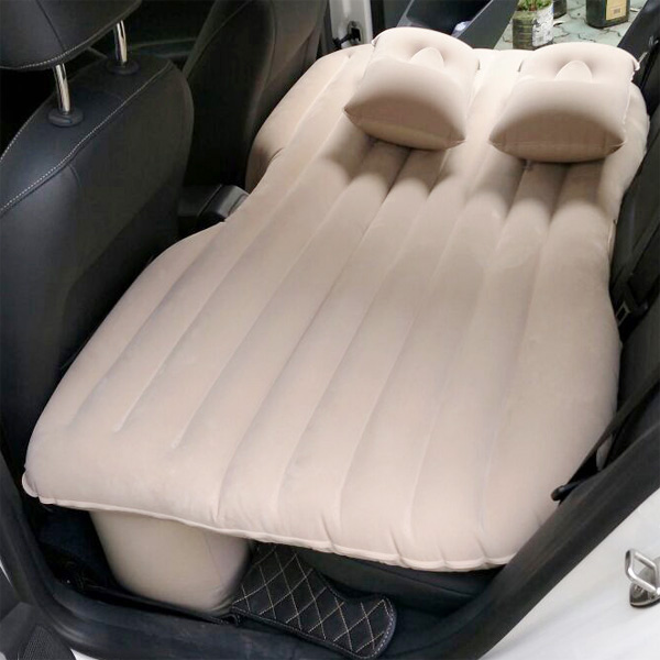 TOYOTA to dazzle GM folding car inflatable car in the rear row bed Che Zhenchuang