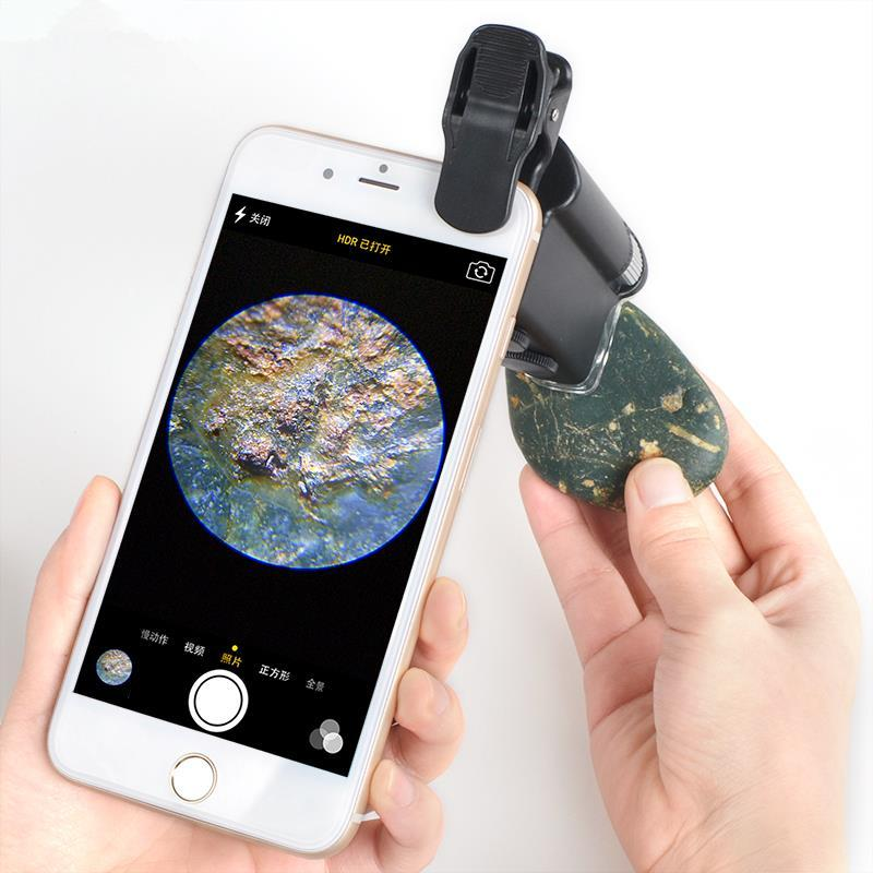 5 million USB high-definition digital magnifying mirror can be selected for 2000 times lens electronic microportability