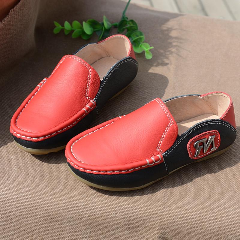韩版儿童鞋休闲豆豆鞋