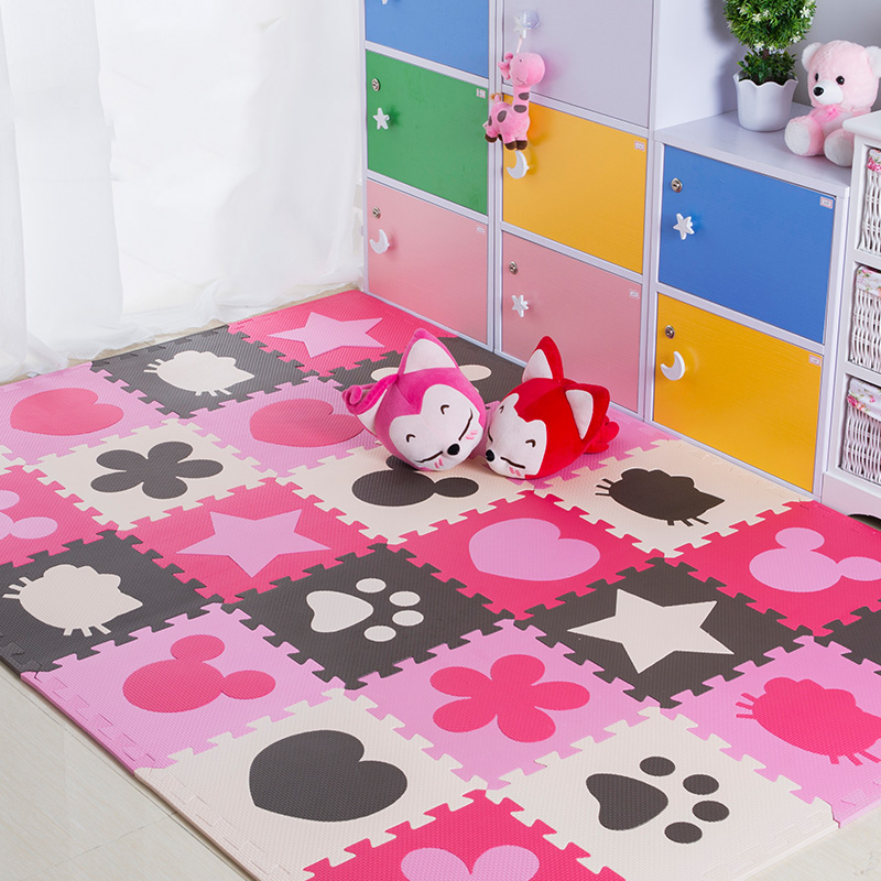 Baby toy mats winter play size baby crawling pad pad tatami adult children