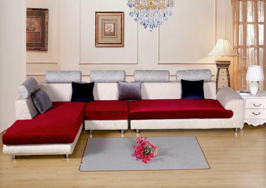 四季すべて包むソファセット床笠式半きつく包むバッグソファーソファーカバーしてシンプル現代グループの布