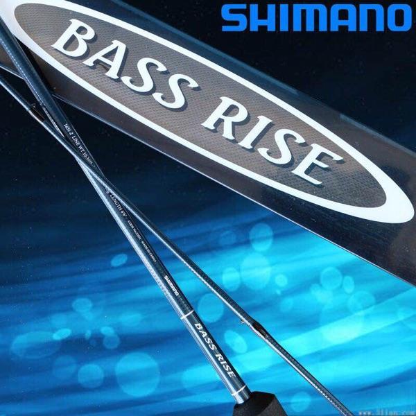 Shimano юбилей принцесса Нородом удочка BASSRISE углерода окунь прямо с дороги Азии пистолет род кастинг спортивные рыболовного судна род