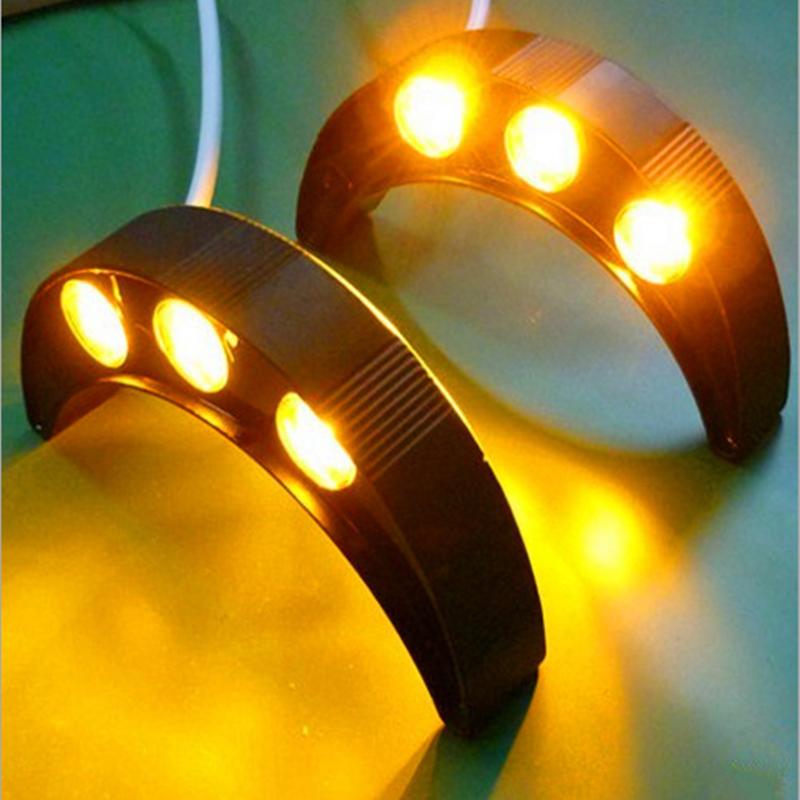 3w-帶支架-白光戶外射燈投光燈落地燈瓦楞燈3w5w6w月亮燈涼亭瓦面燈黃光瓦片燈