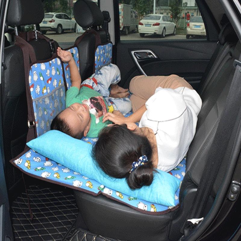 Non inflatable mattress mattress folding car car car car travel tour back children bed bed bed car