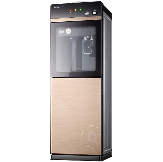 Το ζεστό και το κρύο νερό) κάθετη πάγο ζεστό γραφείο διπλή θύρα οικιακών ειδική μηχανή σπέσιαλ πακέτο μετά το νερό ψύξης και της εξοικονόμησης ενέργειας