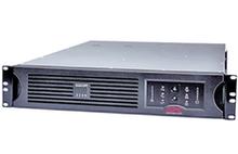 A demora APCSURT2000UXICH2KVA1400W Rackmount UPS host conexão de bateria externa