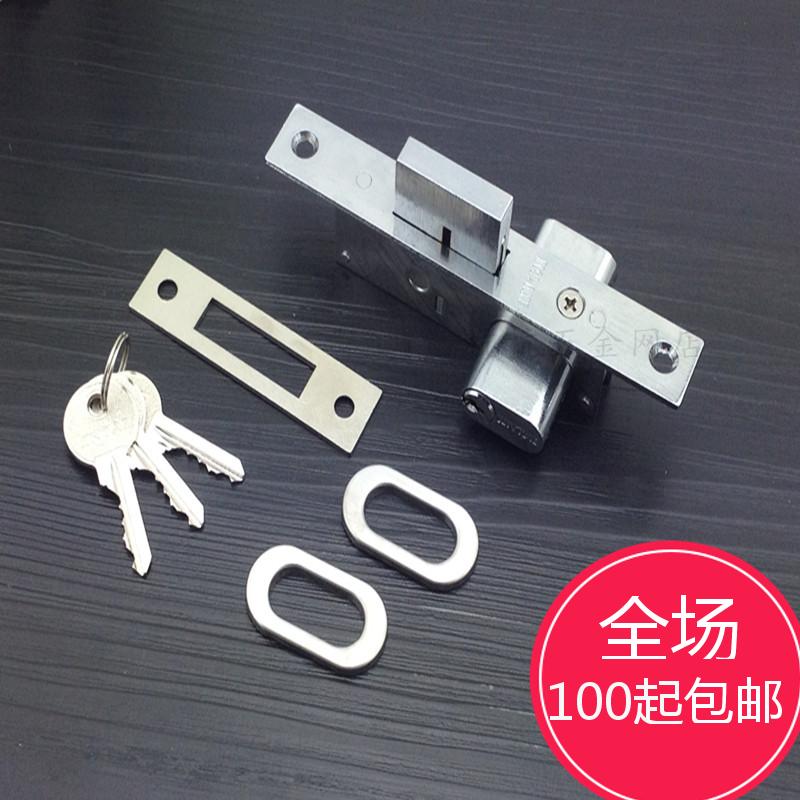 La serratura della Porta 43020 allungato in Lega di Alluminio, La Vecchia maniera di chiudere La Porta a chiave La Porta una scatola di Vetro