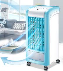 industrielle fan, mobile vand klimaanlæg store vandkølet airconditionblæser fælles kold luft fan anlæg kommercielle køle / fan
