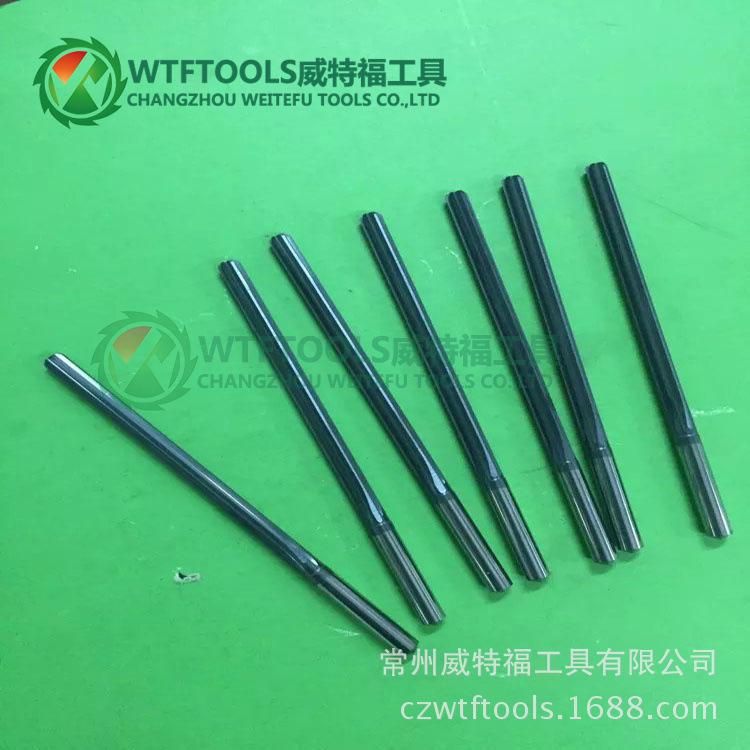 Tungsten alloy straight reamer lengthened reamer stepped reamer reamer steps of non-standard custom manufacturers