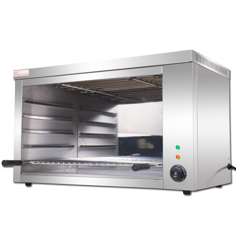 нагревательный печь барбекю висит большой поверхности мяса электрическая печь с поверхности пакет бизнес - типа два 937 стенки печи с жареной рыбы