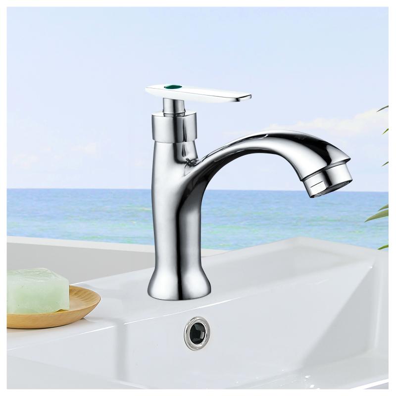 zimna woda z kranu) ceramicznych umywa ręce jednego z wanny, umywalki basin rdzeń ceramicznych jedną dziurę, z miedzi