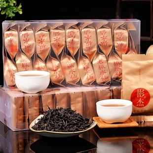 福建武夷山高山乌龙茶叶 百年老枞水仙 特级岩茶春茶浓香碳焙480