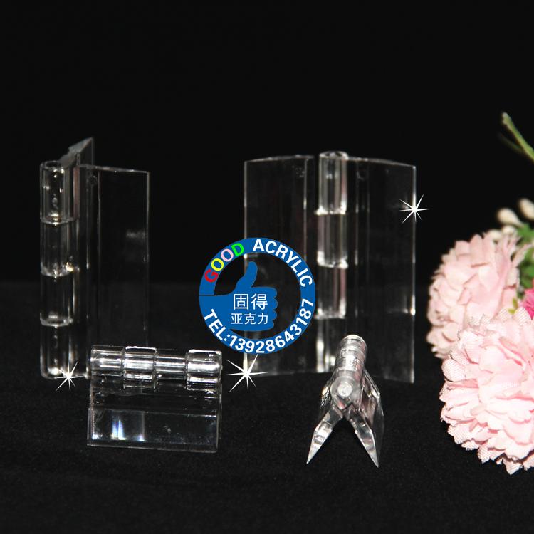 45 * Fortalecimiento de PC bisagra bisagra bisagra bisagra de plástico transparente y fuerte resistencia de Tuba - MM