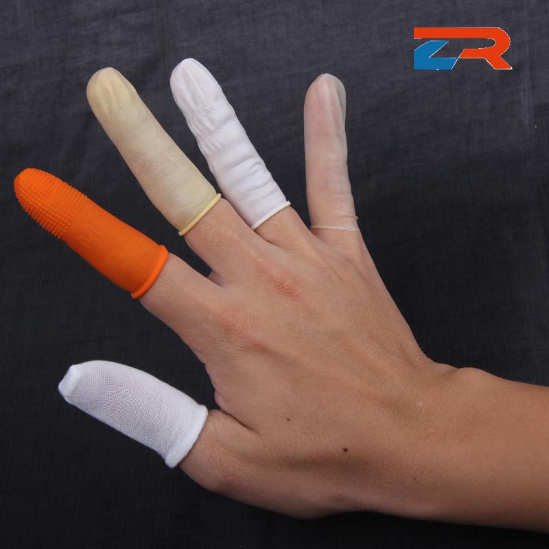 Latex - Hand - Schutz der ELEKTRONIK - industrie eine ARBEITS - und gegen den friseur verdickte Finger