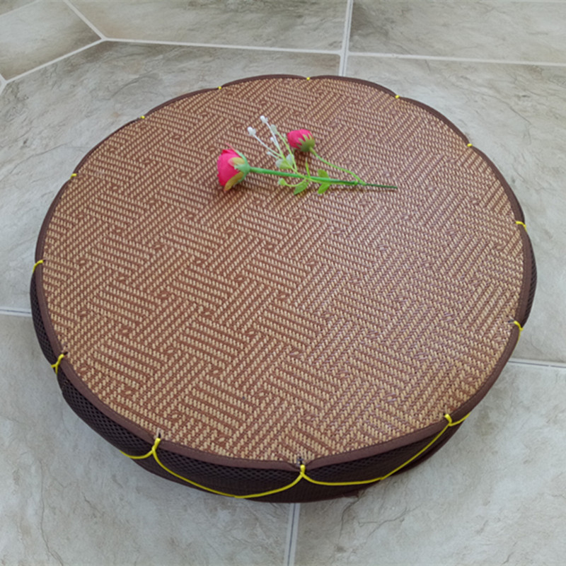 Natural coconut palm tatami cushion Royal rattan seats made of coconut rushes lazy m new mattress
