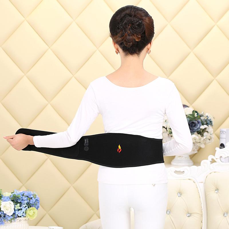 インテリジェント温度調節充電電気ベルト灸加熱発熱ベルト男さん保温ベルト暖かい宮護ベルト