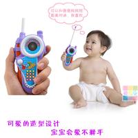 子供のおもちゃインターホン子供ワイヤレストーキーのペア赤ちゃんミニワイヤレストーカーのおもちゃ