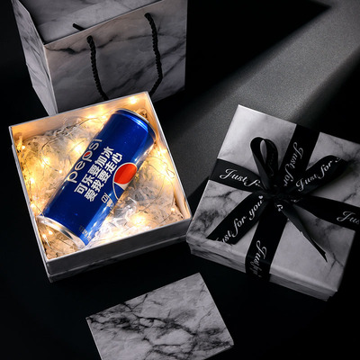 Custom Cans Lettering Coca Cola Gift Box Confession To Send Boyfriends Special Birthday Loading Zoom