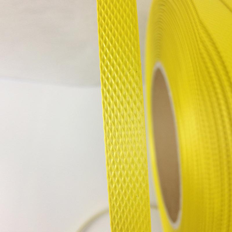 Semi - automática PP Cintas de plástico com embalagem colorida com a Banda hot mail pack - 6 manual