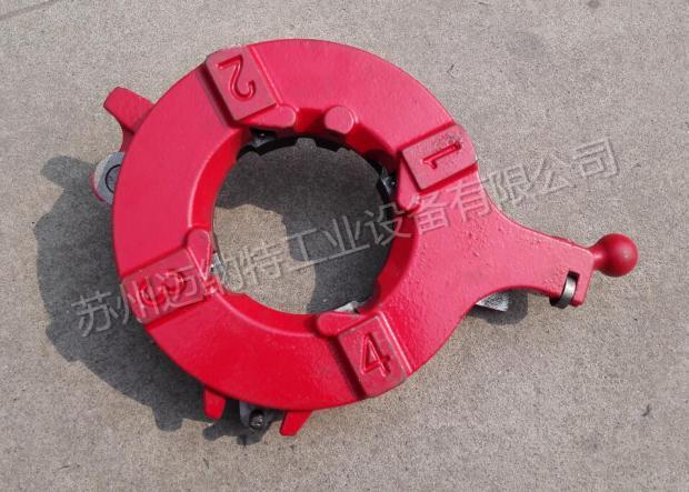 2 inch 3 Inch 4 inch electric pipe threading machine accessories die head assembly genuine head
