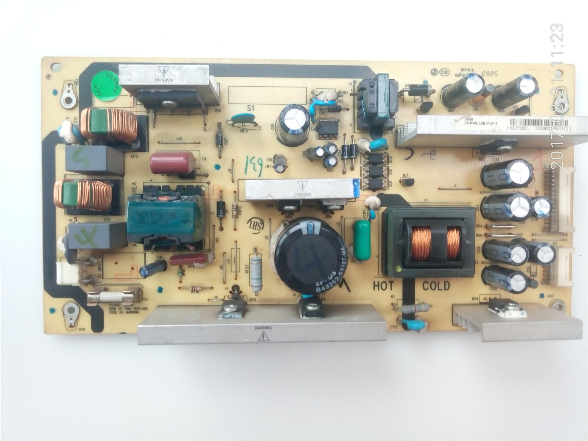 TCLL32F19BD32 televisore LCD di energia ad alta tensione a bordo piatto piatto di scheda Madre my822 Logica digitale